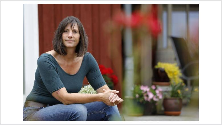 Gundula Staack, Vorsitzende der CDU Schwedeneck